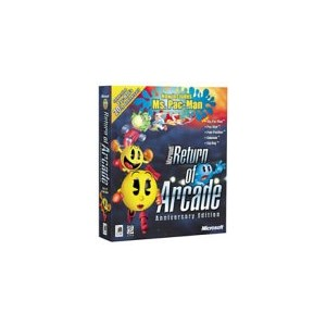 Return of the Arcade: 20th Anniversary Edition with Ms. Pac-man (輸入版)