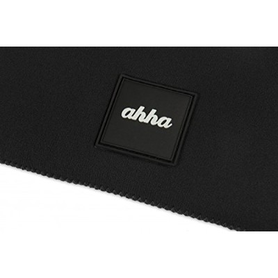 ahha 日本正規品 15inch NoteBook Mobile Sleeve CLEMENS, Cosmic Black 【15インチ MacBook Pro ノートPC 対応】 タブレット...
