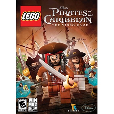 LEGO Pirates of the Caribbean (輸入版)