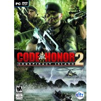 Code of Honor 2: Conspiracy Island (輸入版)