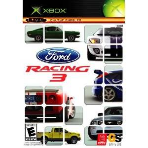 Ford Racing 3 / Game