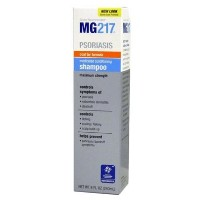 MG217 アトピー・乾癬用シャンプー240ml MG217 Medicated Tar Shampoo Psoriasis Treatment 8FL OZ [海外直送品]