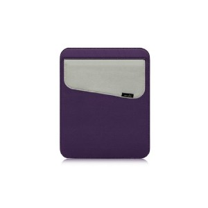 Moshi Muse for iPad Tyrian purple - パープル ( iPad4 iPad3 iPad2 iPad1 すべて対応) mo-muse-pr