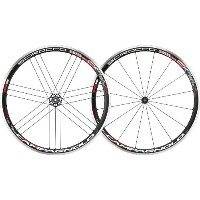 campagnolo(フリガナ: カンパニョーロ) SCIROCCO 35 CX WO BLK F/R UD 9/10/11s 前後ホイール WH13-SCXCFRB