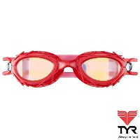 TYR(ティア)NEST PRO MIRRORED SWIM GOGGLE RDGD(627)