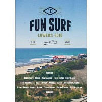 [サーフィン] FUN SURF 10: LOWER 2016