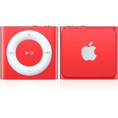 Apple iPod shuffle 2GB レッド (PRODUCT) RED
