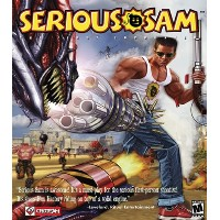 Serious Sam: The First Encounter (輸入版)