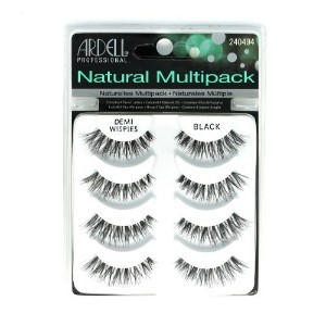 ARDELL Professional Natural Multipack - Demi Wispies Black (並行輸入品)