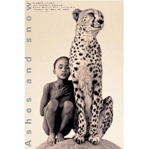 グレゴリー・コルベール アートポスター Gregory Colbert: Child with Cheetah Santa Monica