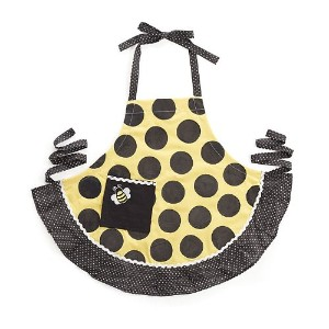 【APRON BEE DAYS CHILD SIZE】 エプロン