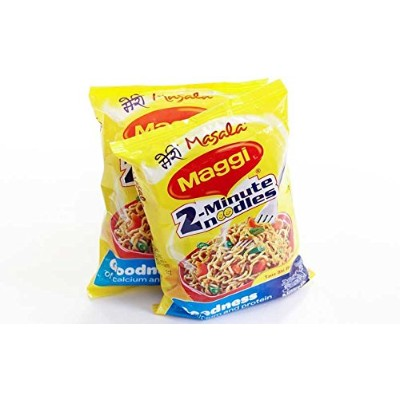 MAGGI 2-Minute Noodles Masala 70 g X 12 packs
