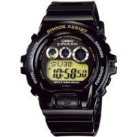 CASIO カシオ 腕時計【g-shock mini】GMN-691G-1JR BK/GD [時計]