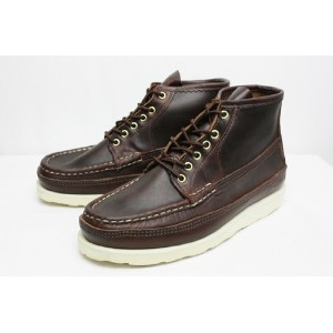 RUSSELL MOCCASIN (ラッセル モカシン) 別注SHORT P.H. クロムエクセル (BROWN) 8inch E