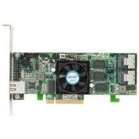 SAS RAIDカード 8ポート PCI-Express X8 256MB ARC-1222-SAS ARECA RAIDインターフェイス