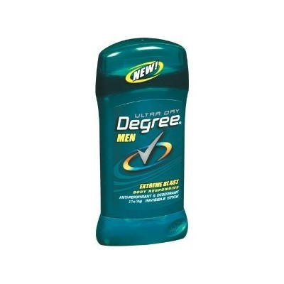 Degree Extreme Blast All Day Protection Anti-perspirant Deodorant for Men, 80 ml (Pack of 6) (並行輸入品)