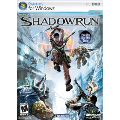Shadowrun (輸入版)