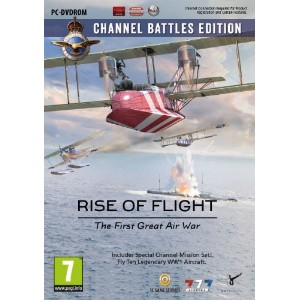 Rise of Flight - Channel Battles Edition (PC DVD) (輸入版)