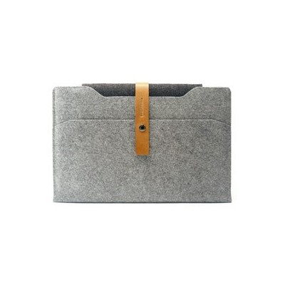 Charbonize レザー & フェルト ケース for MacBook Air 11インチ(Early 2015/Early 2014/Mid 2013/Mid 2012/Mid 2011...