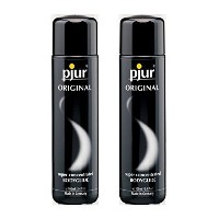 Pjur Original Body Glide Lube - 100ml (set of 2) by Pjur [並行輸入品]