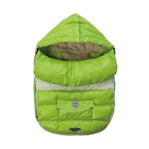 7A.M. ENFANT Baby Shield ベビーカーフットマフ Neon 6-18M