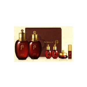 LG The History of Whoo Jinyulhyang Jinyul Basic 2 Piece Special Set