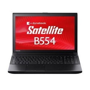 東芝 Dynabook Satellite PB554MFB1R7AA71 Windows7 Pro 32Bit/64Bit Corei3 2.5GHzデュアルコアCPU 4GB 320GB...