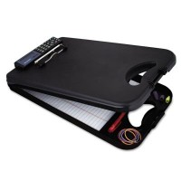 SAUNDERS (サンダース) DeskMate 2 Portable Plastic Storage Clipboard With Calculator デスクメイト 2 ポータブル...
