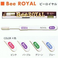 BeeBrand Dr.BEE 歯ブラシ ビーロイヤル ふつう(単品)