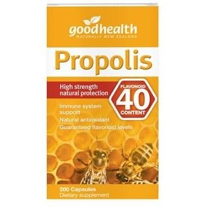 Propolis 40 high strength propolis 200CAPS [並行輸入品]