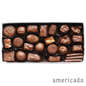 See's(シーズ) チョコレート 1ポンドボックス 445g 1箱 アメリカ See's Chocolate 1 Pound Box (ミルクチョコレート)[並行輸入品]