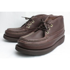 """RUSSELL MOCCASIN"" (ラッセル モカシン) 200-27W SPORTING CLAYS CHUKKA(BROWN) 8.5E"