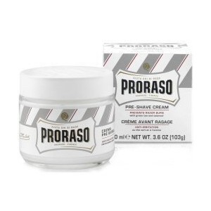 Proraso Pre & Post Shave Cream Sensitive Skin 100ml by Proraso [並行輸入品]