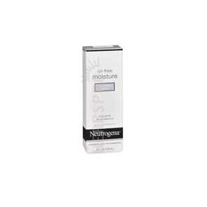 海外直送肘 Neutrogena Oil-Free Moisture Sensitive Skin, 4 oz