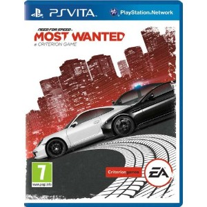 Need For Speed Most Wanted (PS Vita) (輸入版) (UK Account required for online content)