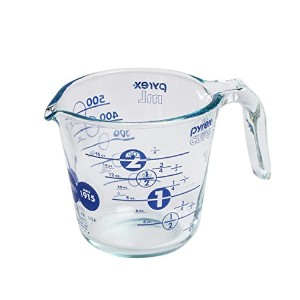 Pyrex 2 Cup Anniversary Measuring Cup - BLUE by Pyrex