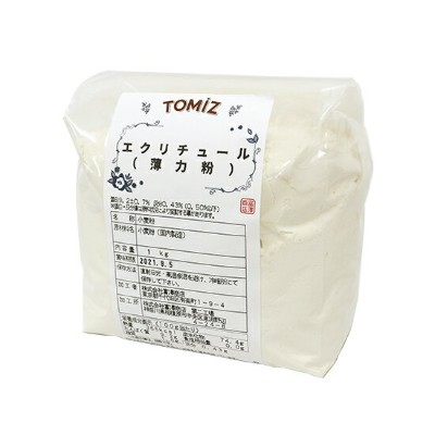 TOMIZ cuoca (富澤商店 クオカ) エクリチュール(日清製粉) / 1kg お菓子用粉(薄力粉) 薄力小麦粉