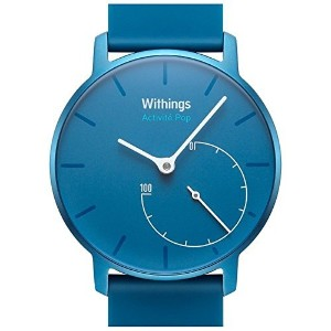 Withings スマートウォッチ Activité Pop Bright Azure【日本正規代理店品】
