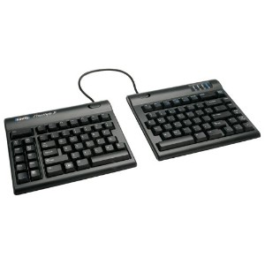 Kinesis Freestyle2 Keyboard [KB800PB-us] 【キネシス フリースタイル2 (9インチ) Win版】