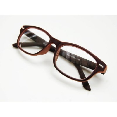 老眼鏡 【WA037COB】READING GLASSES COF/BR 1.0