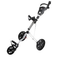 USKids Light Weight Three Wheel Push Cart【ゴルフ ジュニア>アクセサリー】