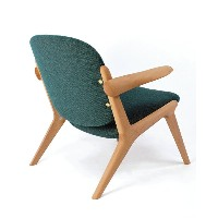 宮崎椅子製作所 ISラウンジチェア Miyazaki Chair Factory IS lounge (Inoda+Sveje)