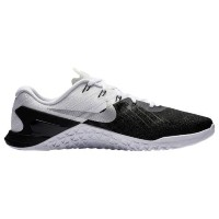 ナイキ メンズ メトコン 3 Nike Men's Metcon 3 Black White Metallic Silver 852928-005