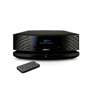 Bose/ボ-ズ  【3/2~4/1専用オリジナル台座プレゼント】 Wave SoundTouch music systemIV エスプレッソブラック 【三越・伊勢丹/公式】 オーディオ~...