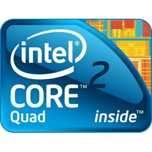 Intel Core2 Quad Processor Q9300 2.50GHz/6MB L2/1333MHz FSB/LGA775/Yorkfield/SLAWH【中古】【送料無料セール中! ...