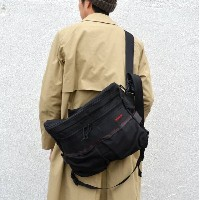 BRIEFING(ブリーフィング) / DUNE SHOULDER -BLACK-