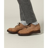 ★dポイントが貯まる★【JOURNAL STANDARD(ジャーナルスタンダード)】GRIZZLY BOOTS / グリズリーブーツ:LINE MAN OXFORD ROUGH OUT...