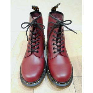【2016A/W】Dr.Martens【ドクターマーチン】8ホール レザーブーツ 1460Z 8EYE BOOT CHERRY RED 10072600【正規品】【送料無料】