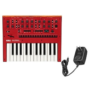 KORG monologue Red [monologue-RD] + 純正ACアダプター「KORG KA350」セット