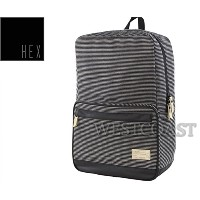 [ヘックス]HEX CONVOY ORIGIN BACKPACK HX1695 BLACK STRIPE